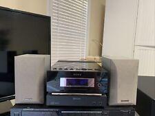 New listing Sony Cmt-Bx5Bt Micro HiFi Cd Stereo System Bluetooth Wireless W Onkyo Speakers