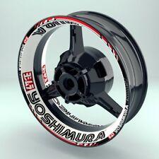 """Felgenaufkleber Felgenrandaufkleber Premium Wheelsticker """"Yoshimura V1"""""""