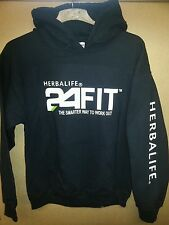 Herbalife 24 fit hoody  Small to XXl  available please read item description