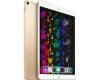 Apple iPad Pro 10.5-inch, 256GB, Gold, Wi-Fi Only, Free 2-Day Shipping/Open Box