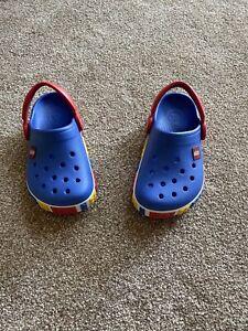 Lego Crocs Size 2