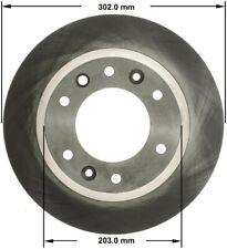 Disc Brake Rotor-Premium Brake Rotor Rear Bendix PRT5780