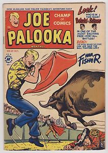 Joe Palooka #49, Fine Condition