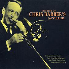 CHRIS BARBER (1~TROMBONE) - THE BEST OF CHRIS BARBER'S JAZZ BAND NEW CD