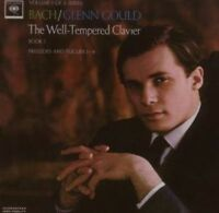 Glenn Gould - Bach: Well-Tempered Clavier, Book I [New CD]