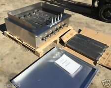 "New! Radiant Char Broiler Gas Grill 36"" 120,000 BTU"