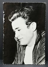 James Dean - AK - Foto Autogramm-Karte - Photo Postcard (Lot # F6829