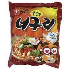 Nongshim Neoguri Ramyun 120g 1Pcs Noodle Korean Instant Food