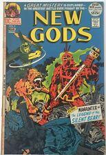 New Gods #7 , DC Comics, Feb/March 1972 , 1st Steppenwolf
