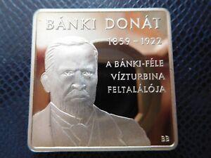 HUNGARY / 1000 FORINT - BÁNKI DONÁT 3./ 2009 PROOF - UNC