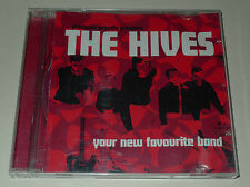 THE HIVES CD YOUR NEW FAVOURITE BAND VERY GOOD 2001 MC5055CD