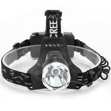 High Power Bright 18650 CREE T6 LED 1800lm Front Light HeadLamp Flashlight Torch