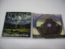DESCEND - BEYOND THE REALM OF THROES - CD 1998