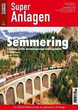 Eisenbahn Journal - Semmering Super-Anlagen 1-2016