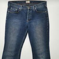 Tommy Hilfiger Neo Flare Vintage Blue W32 L34 blau Herren Designer Denim Jeans
