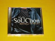 DOUBLE CD LIVE ALAIN SOUCHON DEFOULE SENTIMENTALE NEUF EMBALLE