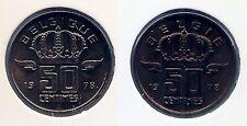 50 cent 1978 fr+vl * uit muntenset * FDC / UNC *