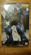 BANDAI MG RGM-79Q GM Quel (Mobile Suit Gundam 0083) 1/100 Nina Purpleton figure