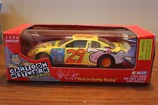 1996 Steve Grissom #29 Scooby Doo Cartoon Network Chevy Monte Carlo diecast car