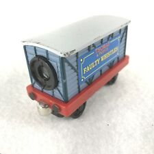 Thomas and Friends FAULTY WHISTLES MOVIE CAR Take n Play Diecast Train Engine