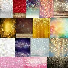 Glitter Halos Photography Backdrop Cloth Dreamlike Studio Background Prints