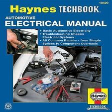 Haynes Techbook: Automotive Electrical Manual