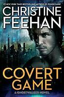 Covert Game (A GhostWalker Novel) by Feehan, Christine-ExLibrary