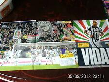 juventus v florentina A3 + arturo vidal A4 Football pictures + italy