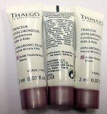 3pcs Thalgo Hyaluronic Precise Wrinkle Filler 2ml 0.07oz sample #tw