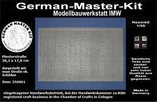 350061,Resin Pflasterstraße, 30,2 cm x 17,8 cm, GMKT World of War II