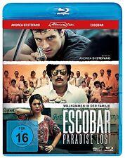 Escobar - Paradise Lost (Benicio Del Toro, Josh Hutcherson) Blu-ray NEU + OVP!