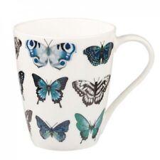 Harlequin Aspen Mug Papilo Indigo Butterfly Gift Boxed