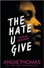 The Hate U Give By Angie Thomas (Paperback   English) Brand New
