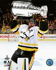 2017 Stanley Cup Matt Murray Penguins NHL LICENSED un-signed 8x10 Photo