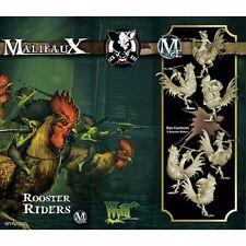 Wyrd Miniature Malifaux I REIETTI NUOVO CON SCATOLA Rooster Riders Gremlins wyr20630