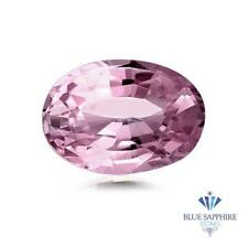 1.09 ct. Oval Natural Pink Sapphire ~ 7 x 5 mm