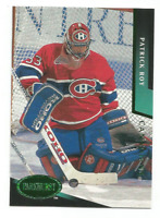 1993-94 Parkhurst Emerald Ice #100 Patrick Roy Montreal Canadiens
