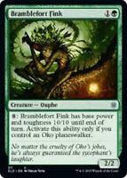 MTG x1 Bramblefort Fink Throne of Eldraine Uncommon Magic the Gathering NM/M