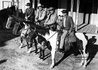 1961 Bonanza Cast PHOTO Publicity Pic WILD WEST TV Series Show Western