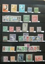 Commonwealth stamp collection Mmint CV£174