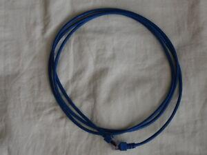 LAN - Kabel RJ45 2m Netzwerk PC, Computer, Bastler