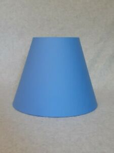 Light Blue Lamp Shade