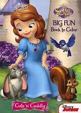 Sophia the First coloring book RARE UNUSED