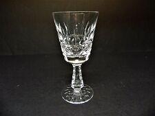 """Waterford Cut Crystal (Ireland) Kylemore 6"""" Wine Stem .."""
