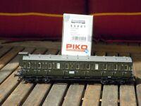 Piko 53001 Abteilwagen C 3.Kl.m.Bremserhaus DRG Ep.2 neu,OVP KKK+NEM,UVP:62 Euro
