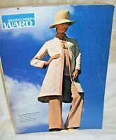 Large Vintage 1971 Montgomery Ward Catalog