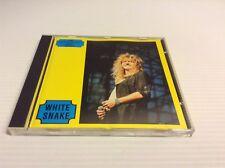 "WhiteSnake ""Conversation Disc Series"" CD 1988 ABCD-008  England"