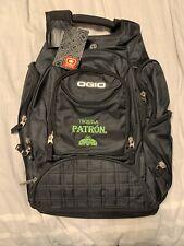 TEQUILA PATRON LOGO Ogio Metro Street 36L Backpack - Black - BRAND NEW