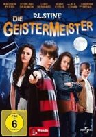R.L.STINE-DIE GEISTERMEISTER -  DVD NEUWARE LUKE BENWARD,ALI LOHAN,JOHN DOYLE