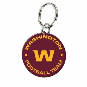 WASHINGTON FOOTBALL TEAM PREMIUM ACRYLIC KEY RING BRAND NEW WINCRAFT 👀🏈